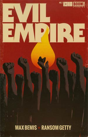 Evil Empire #1 Cover A 1st Ptg Regular Jay Shaw Cover