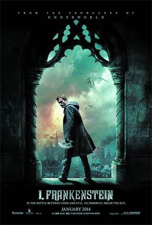 I Frankenstein Blu-ray Combo DVD