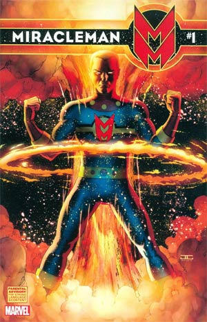 Miracleman (Marvel) #1 Cover H Incentive John Cassaday Variant Cover