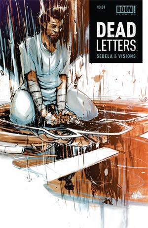 Dead Letters #1 Cover A 1st Ptg Regular Chris Visions Cover