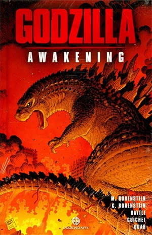 Godzilla Awakening HC