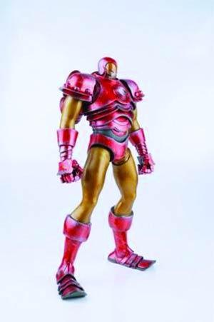 3A x Iron Man Figure - Classic Armor