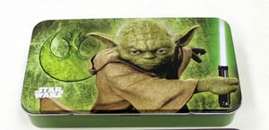 Star Wars Tin Storage Box - Yoda