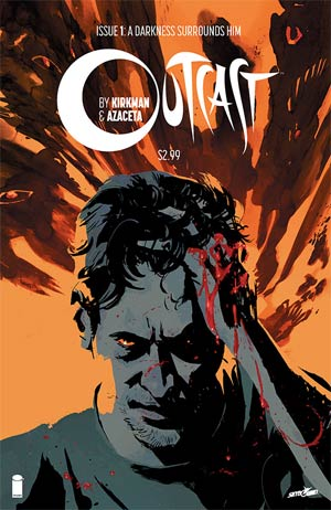 Outcast By Kirkman & Azaceta #1 Cover A 1st Ptg Regular Paul Azaceta Cover (Limit 1 per customer)