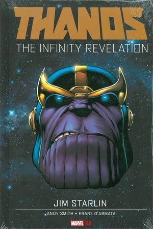 Thanos Infinity Revelation HC