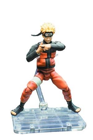 Naruto Shippuden S.H.Figuarts - Uzumaki Naruto Action Figure