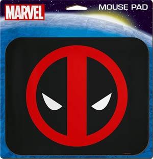 Marvel Comics Mouse Pad - Deadpool Logo (12106MP)