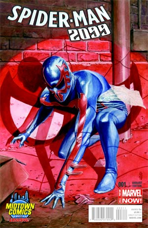Spider-Man 2099 Comics