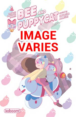 Bee And Puppycat #3 Cover A/B Regular Covers (Filled Randomly)