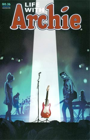 Life With Archie #36 Fiona Staples
