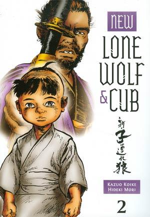 New Lone Wolf & Cub Vol 2 TP