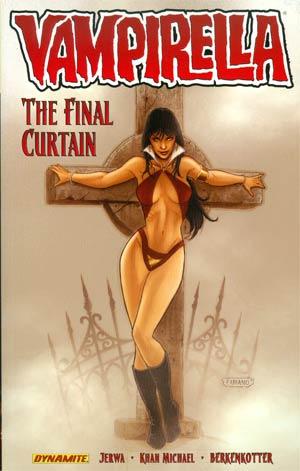 Vampirella Vol 6 Final Curtain TP