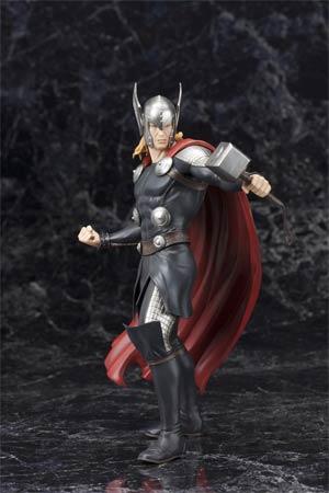 Marvel Comics Avengers Now Thor ARTFX Plus Statue