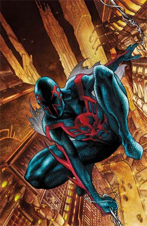 Spider-Man 2099 Vol 2 #1 Poster