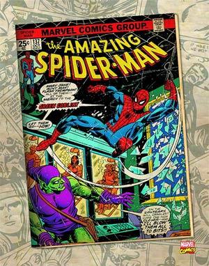 Marvel Comics Cover 11x14 Portrait - Spider-Man Green Goblin