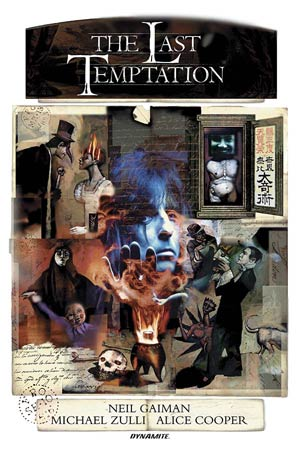 Neil Gaimans The Last Temptation 20th Anniversary HC Regular Edition