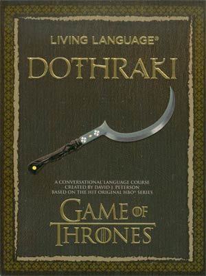 Living Language Dothraki HC