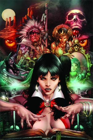 Vampirella Feary Tales #2 Cover G Rare Arthur Adams Virgin Cover