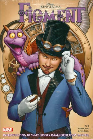 Disney Kingdoms Figment HC