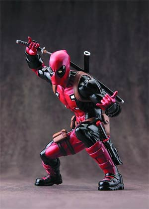 Marvel Now Deadpool ARTFX Plus Statue