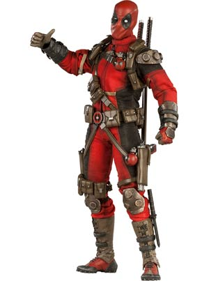 Marvel Comics Deadpool 12-Inch Action Figure