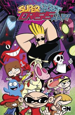 Cartoon Network Super Secret Crisis War Vol 2 TP