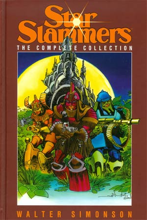 Star Slammers Complete Collection HC