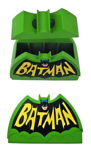 Batman 1966 Logo Cookie Jar