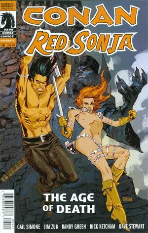 Conan Red Sonja #4
