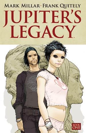 Jupiters Legacy Vol 1 TP