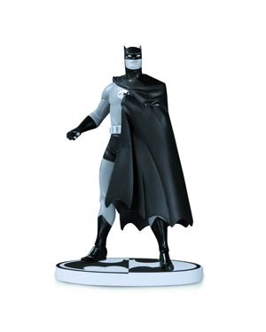 Batman Black & White Series Original Mini Statue By Darwyn Cooke 2nd Edition