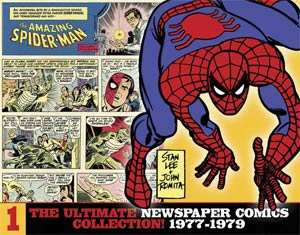 Amazing Spider-Man Ultimate Newspaper Comics Collection Vol 1 1977-1979 HC
