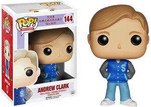POP Movies 144 Breakfast Club Andrew Clark Vinyl Figure