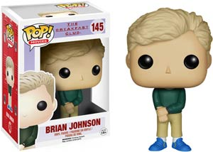 POP Movies 145 Breakfast Club Brian Johnson Vinyl Figure