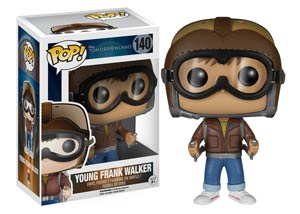 POP Disney 140 Tomorrowland Young Frank Walker Vinyl Figure