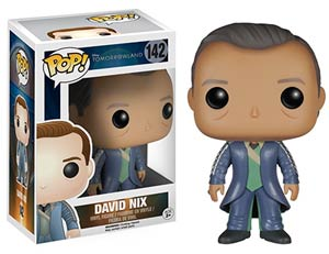 POP Disney 142 Tomorrowland David Nix Vinyl Figure
