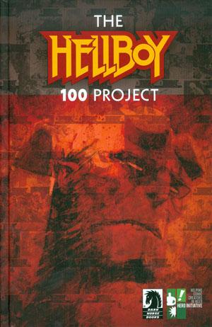 Hellboy 100 Project HC