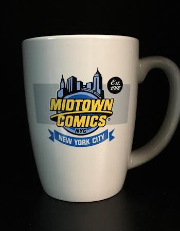 Midtown Comics 11-Ounce Mug - Established 1997