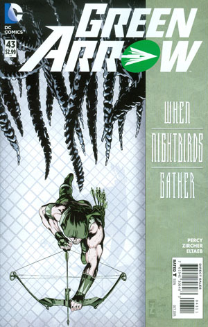 Green Arrow Vol 6 #43 Cover A Regular Patrick Zircher Cover