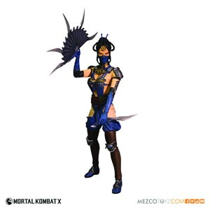Mortal Kombat X 6-Inch Action Figure Series 2 - Kitana