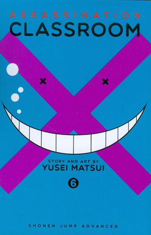Assassination Classroom Vol 6 TP