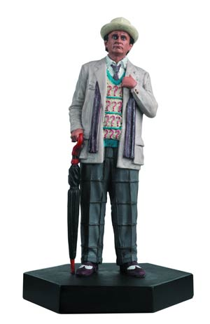 Doctor Who Figurine Collection #50 Seventh Doctor