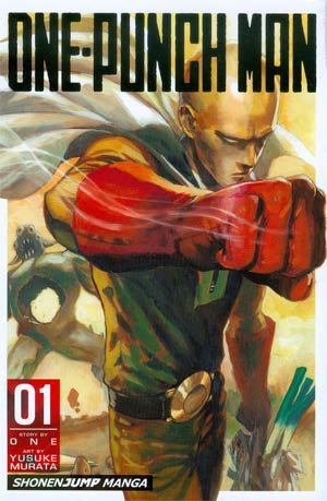 One-Punch Man Vol 1 GN