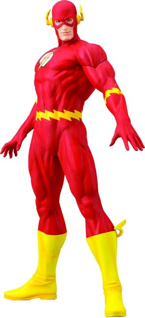 DC Comics Flash ARTFX Statue