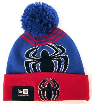 Spider-Man Logo Whiz Knit Cap