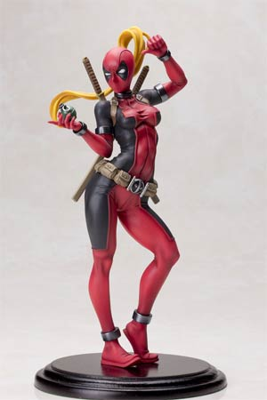 Marvel Lady Deadpool Bishoujo Statue
