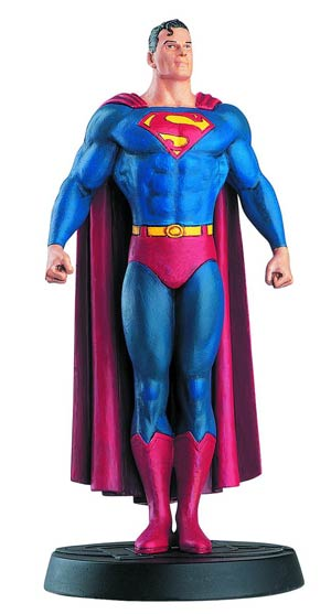 DC Superhero Best Of Figurine Collection Magazine #2 Superman