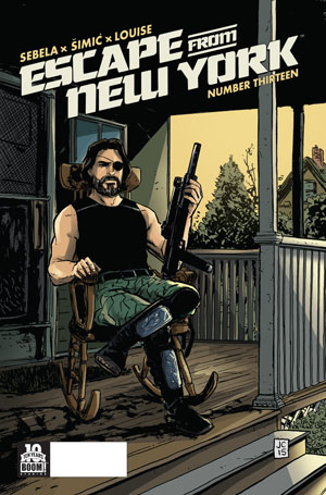 Escape From New York #13