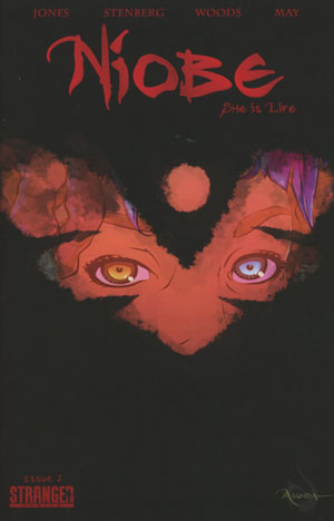 Niobe She Is Life #2 Cover A Regular Ashley A Woods Cover