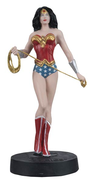 DC Superhero Best Of Figurine Collection Magazine #3 Wonder Woman